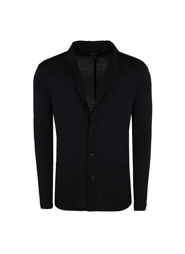 Emporio Armani Ceket Siyah